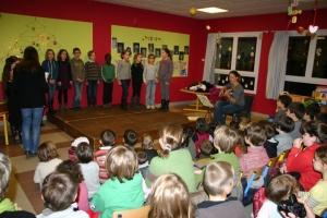 Chorale enfants - Noël 2011