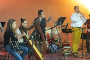 Classe musique collège – Février 2014