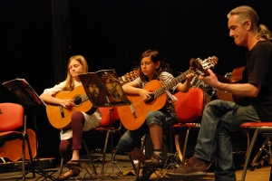 Pause musicale Guitares – Novembre 2012