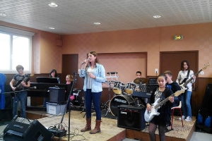 Pause musicale – Mars 2015