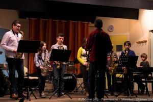 Pause Musicale – Monnières – Janvier 2014